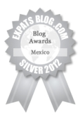 Silver Expats Blog Award