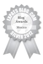 Silver Expats Blog Award