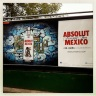 Absolut Mexico Billboard Advertisement, Polanco, Mexico D.F