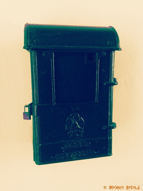 Mexican Post Box