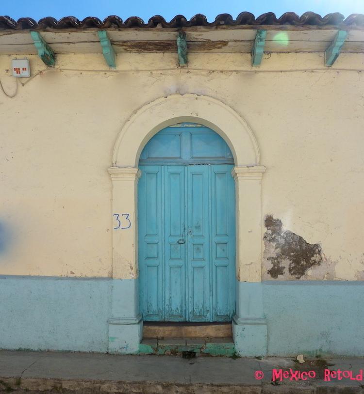 Blue Door & Every Door Tells a Story | Mexico Retold