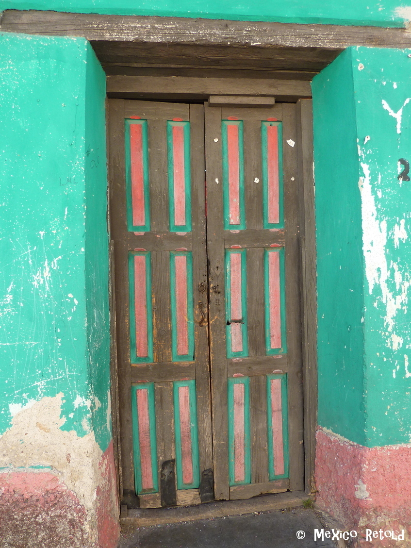 Every Door Tells A Story Mexico Retold