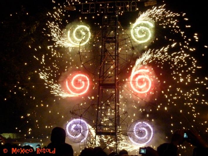 Fireworks NYE