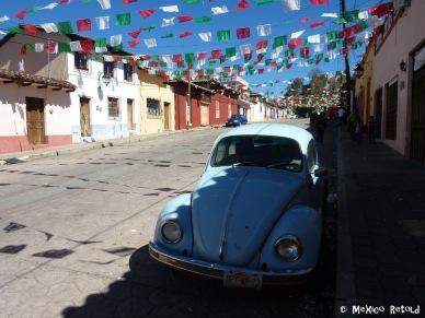Mexican scene Beatle