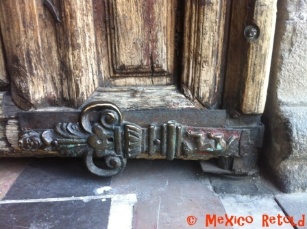 Door- Prehispanic