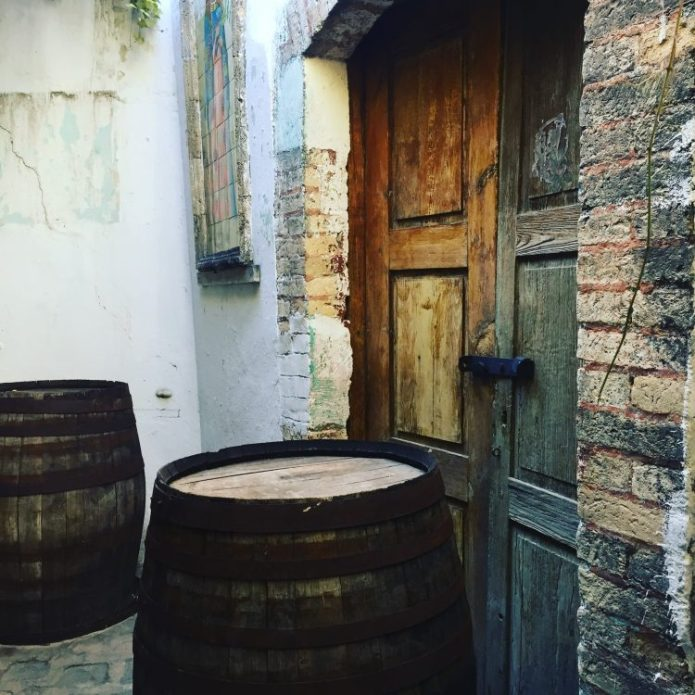 Casa Madero Door