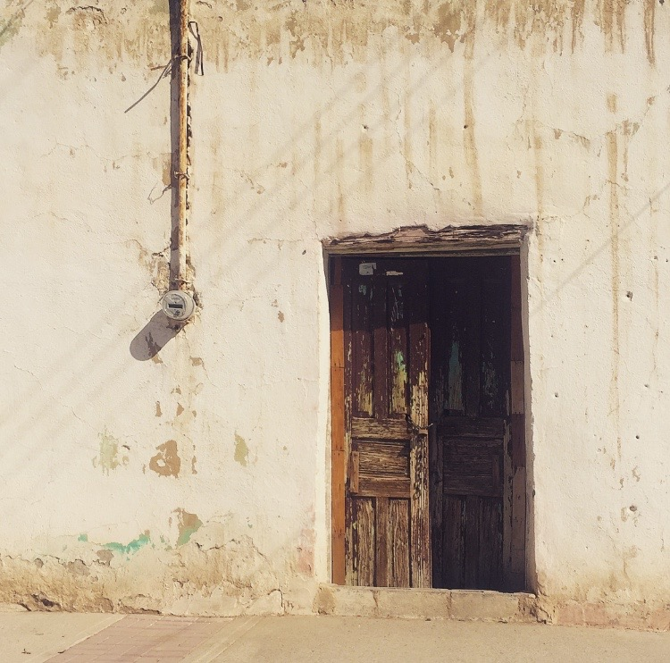 Rustic door & Rustic door   Mexico Retold