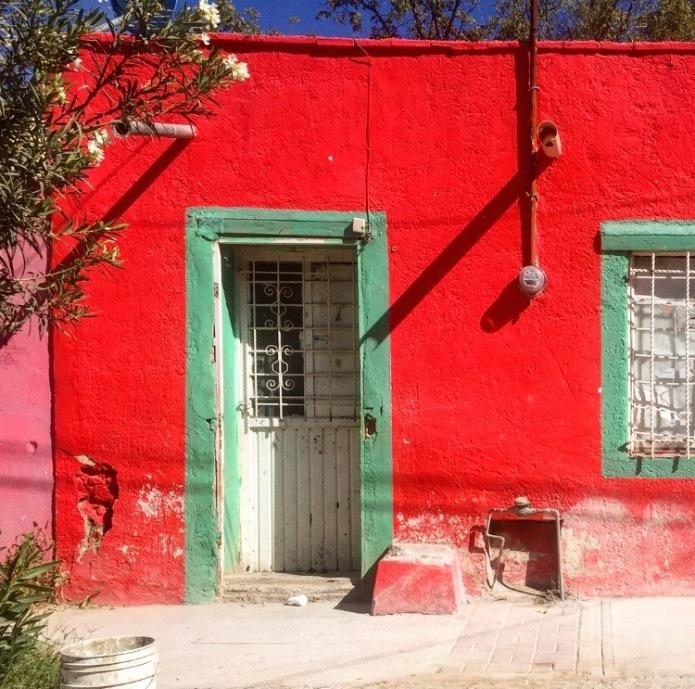 Multicoloured Door 2