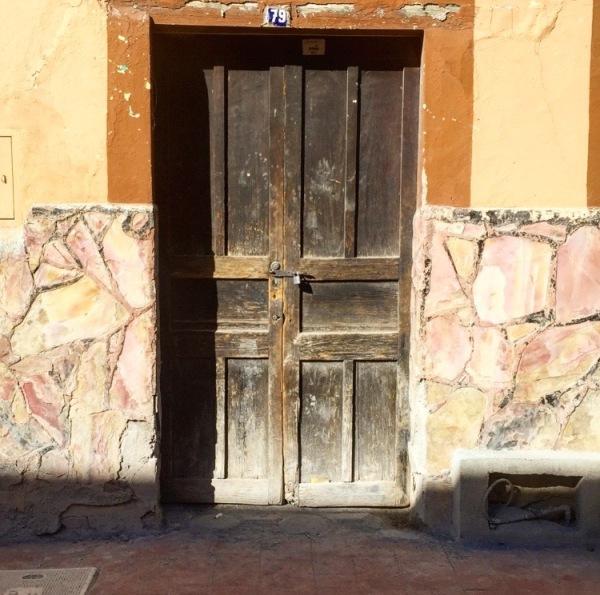 Rustic door 3